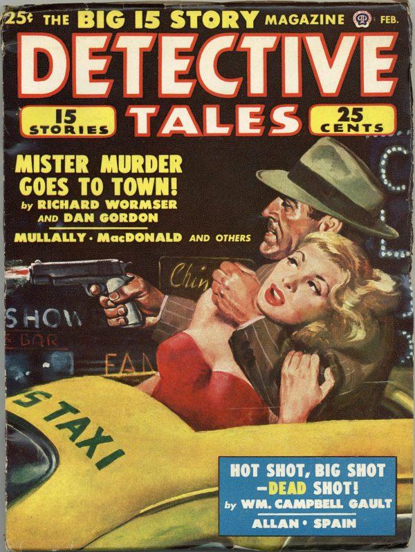 Detective Tales Feb 1949