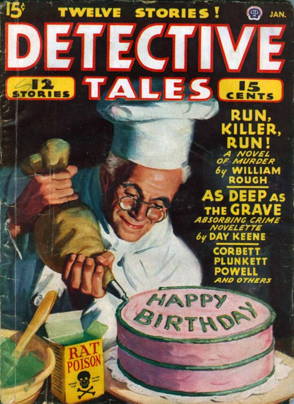 Detective Tales January 1946