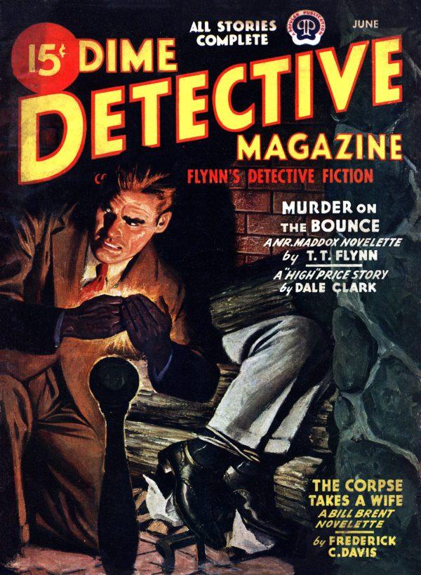 Dime Detective [1945--06]