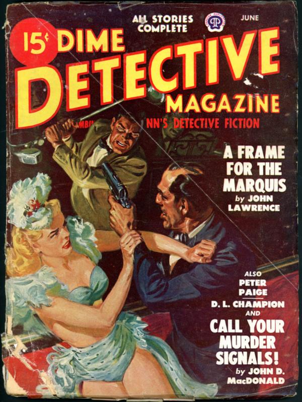 Dime Detective 6-1948