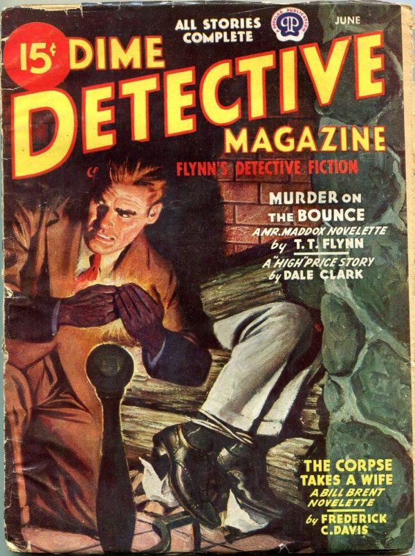 Dime Detective June 1943