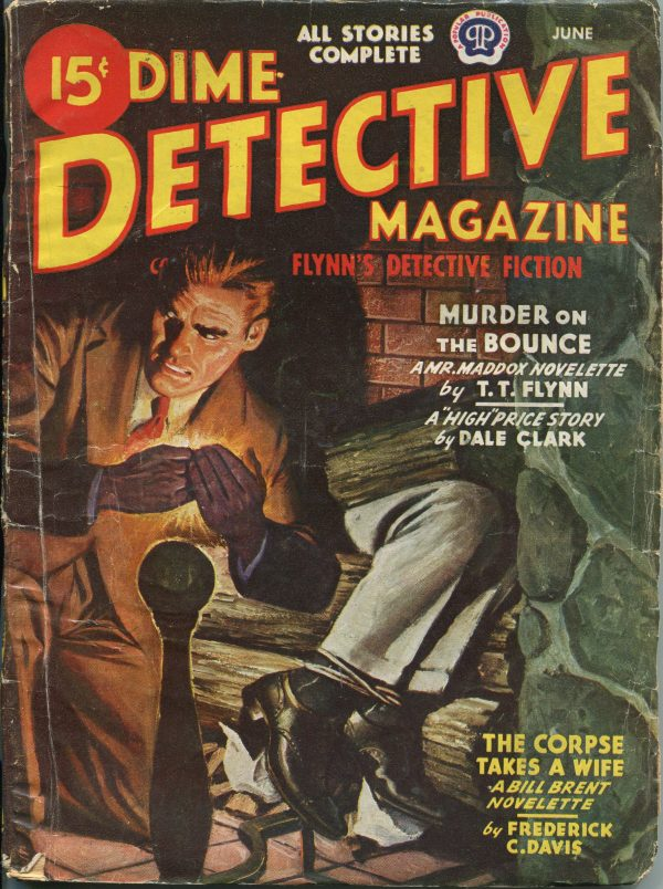 Dime Detective June 1945