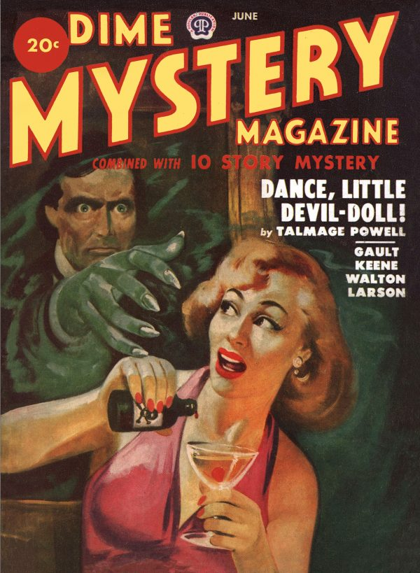 Dime Mystery June 1949