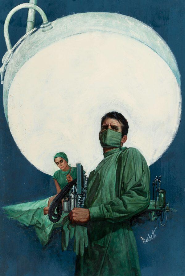 Doctor in Court, by Abram Stilman, M.D., Curtis Books, Philadelphia, 1971