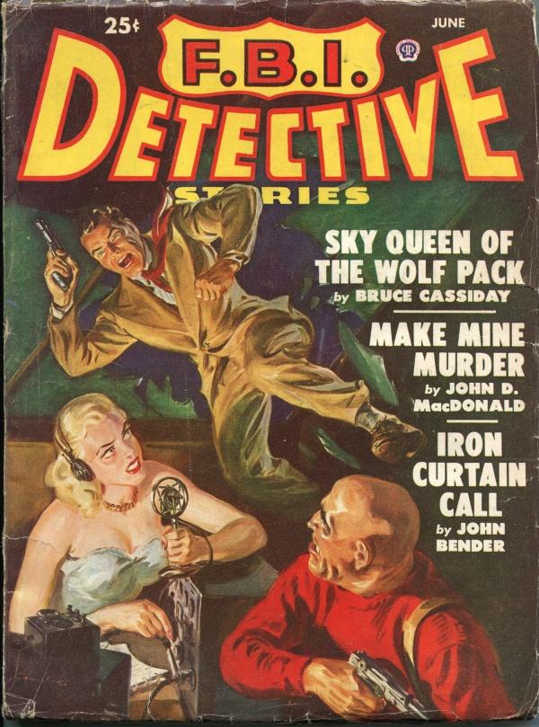 FBI Detective June 1949
