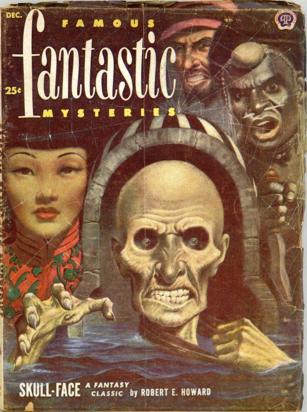 Famous Fantastic Mysteries December 1952