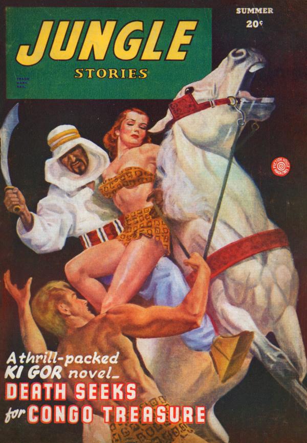 Jungle Stories Summer 1946