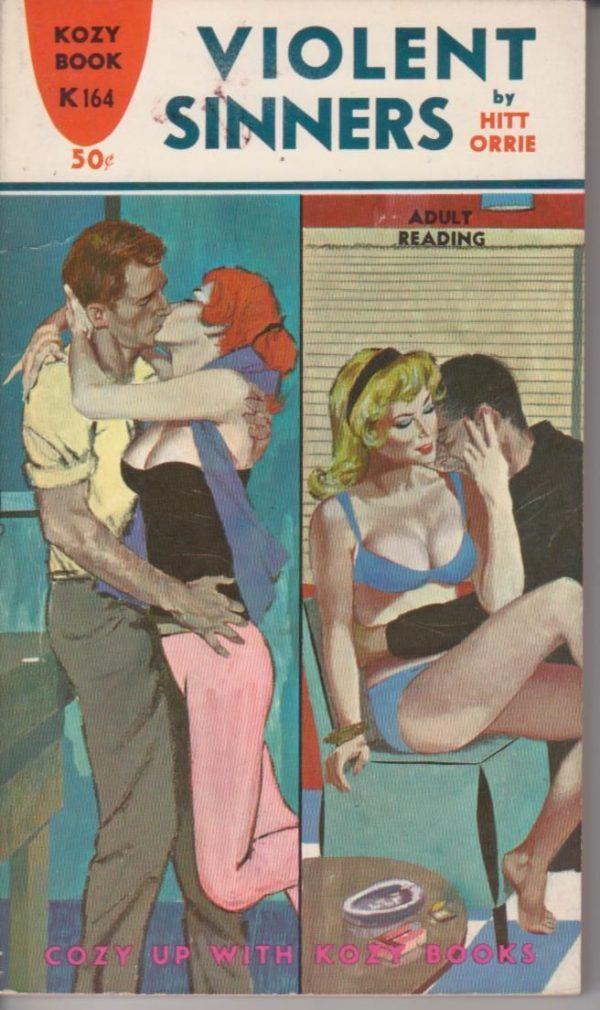 Kozy Books K164 1962