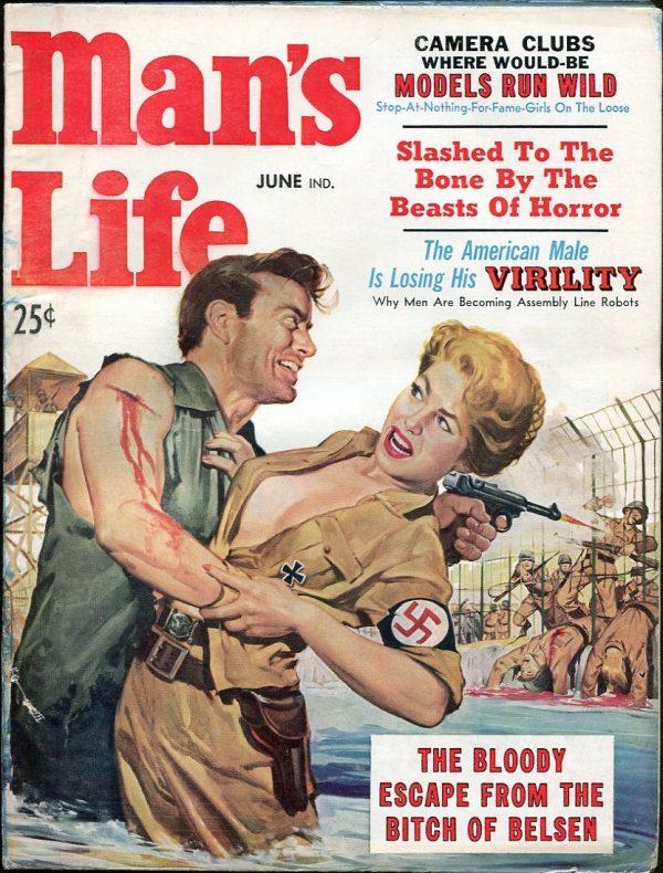 Man's Life June 1959