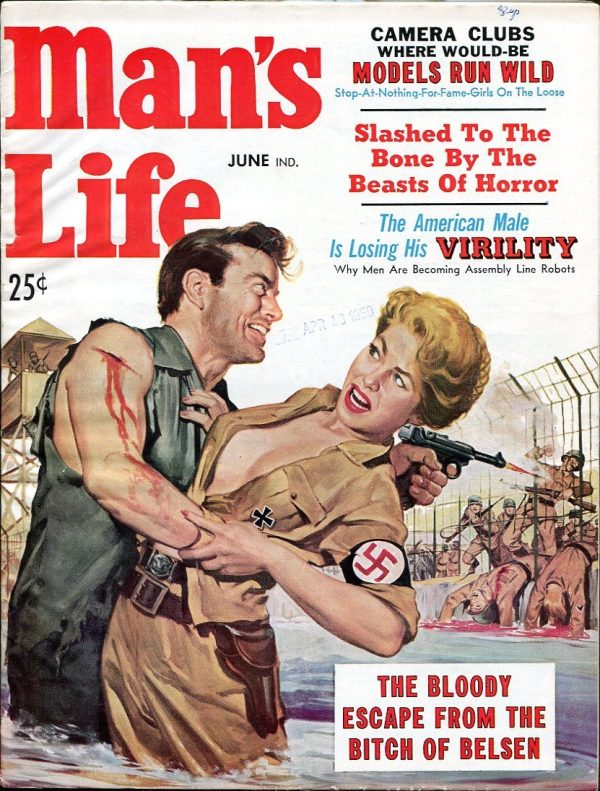 Man's Life Magazine June 1959