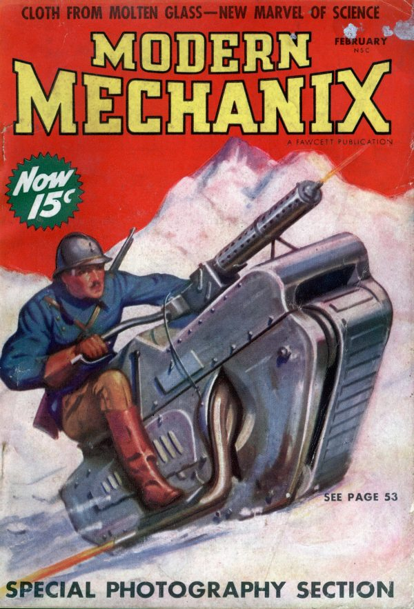 Modern Mechanix February 1938