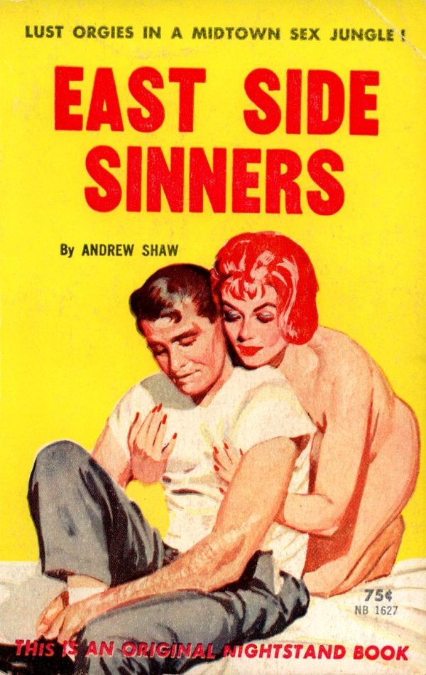 Nightstand Books NB1627 - East Side Sinners (1962)