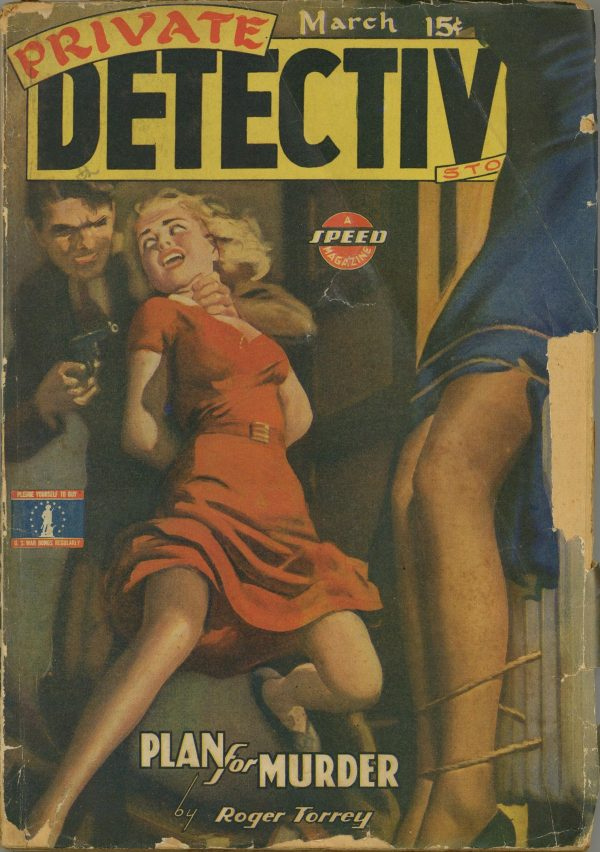 Private Detective Stories March 1943