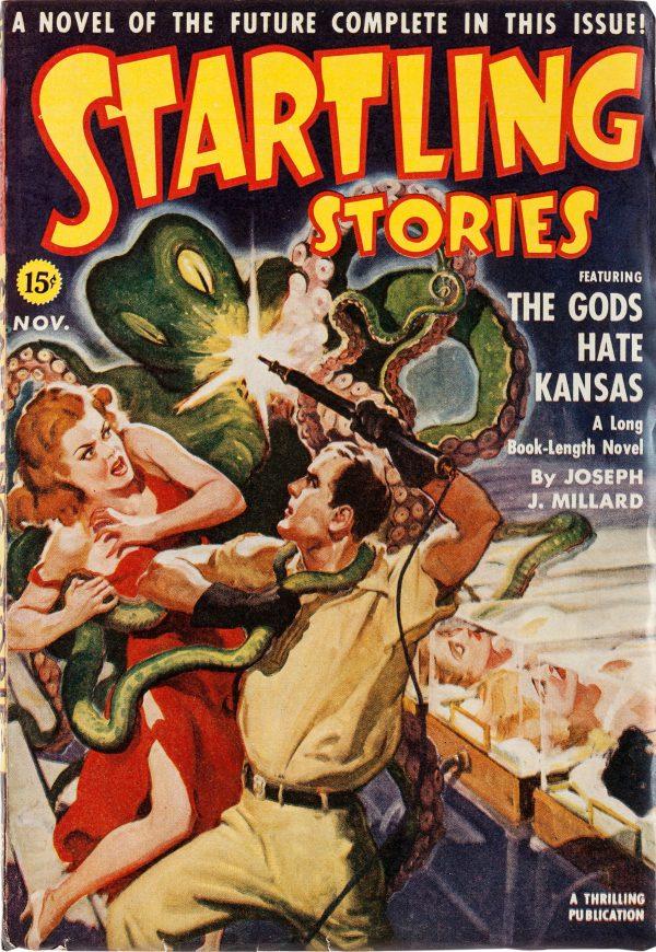 Startling Stories - November 1941