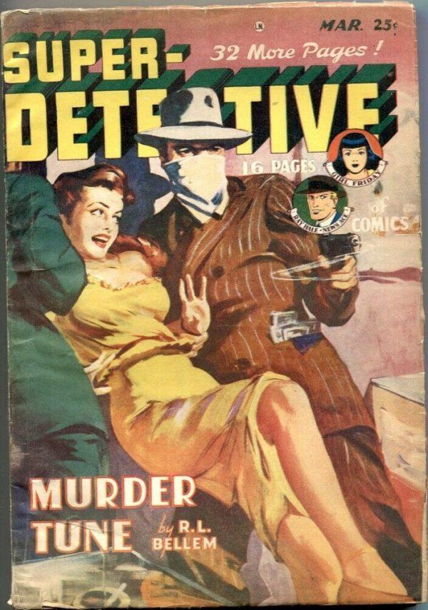 Super-Detective March 1949