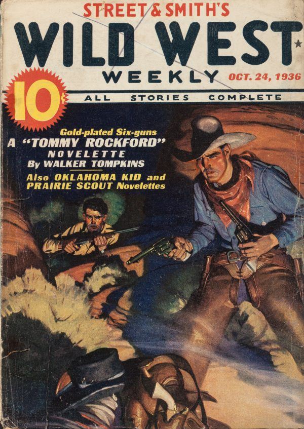 Wild West Weekly October 24, 1936