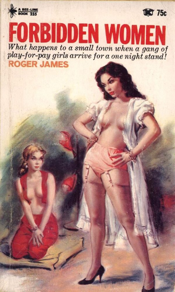 bee-0235-forbidden-women-by-roger-james-eb