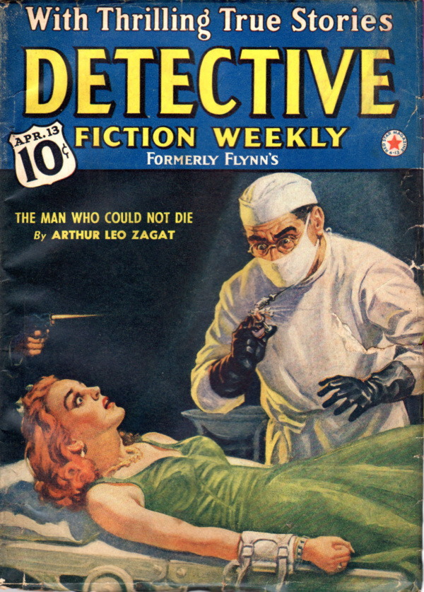 detective fiction weekly april 13 1940