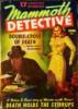 Mammoth Detective Vol. 2, No. 3 (May,1943). Cover Art by Robert Gibson Jones thumbnail