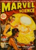 Marvel Science Stories Vol. 3, No. 2 (Feb., 1951). Cover Art by Norman Saunders thumbnail