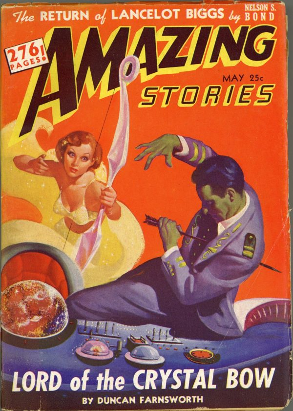 Amazing Stories May 1942