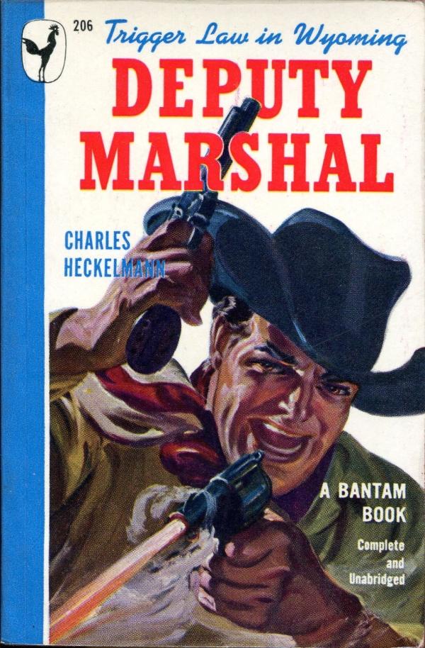 Bantam #206, 1948