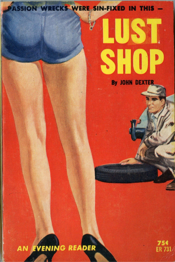 Evening Reader 731 1964