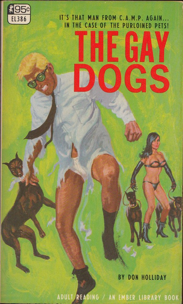 Greenleaf Classics Ember Library EL 386 - The Gay Dogs (1967)