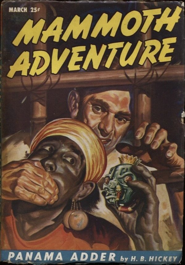 Mammoth Adventure 1947 March