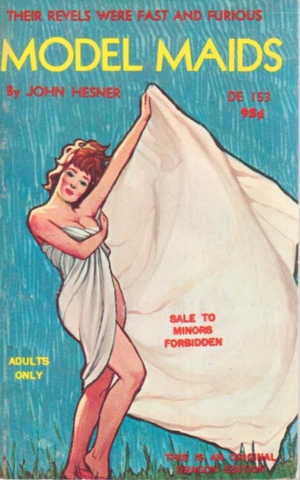 Model Maids (Dragon Edition DE 153) 1967