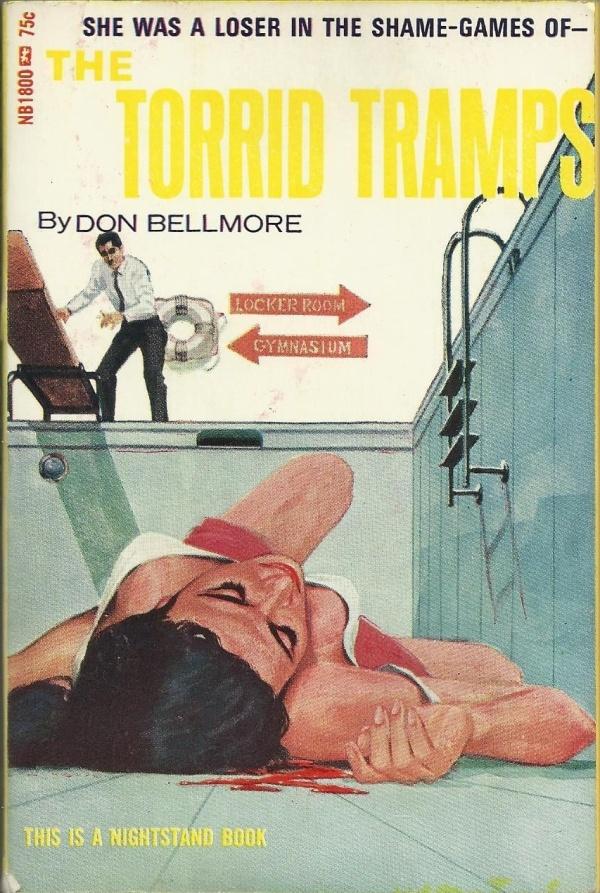 Nightstand Books #NB-1800, 1966