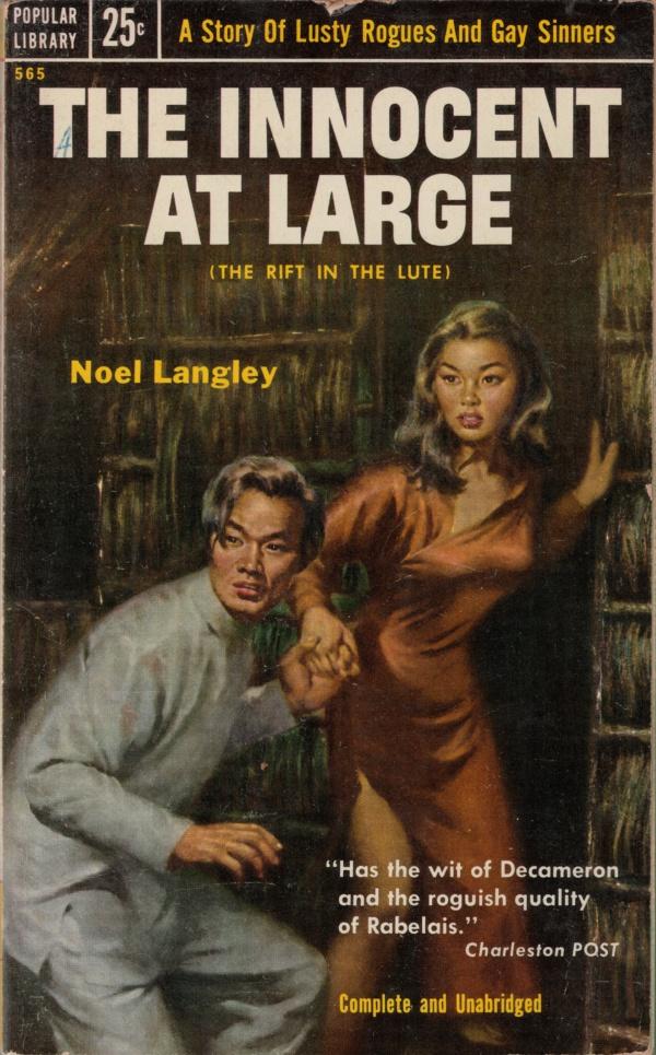 Popular Library 565 1954