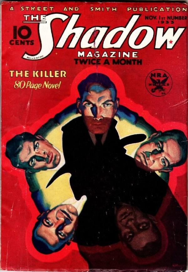 Shadow November 1 1933