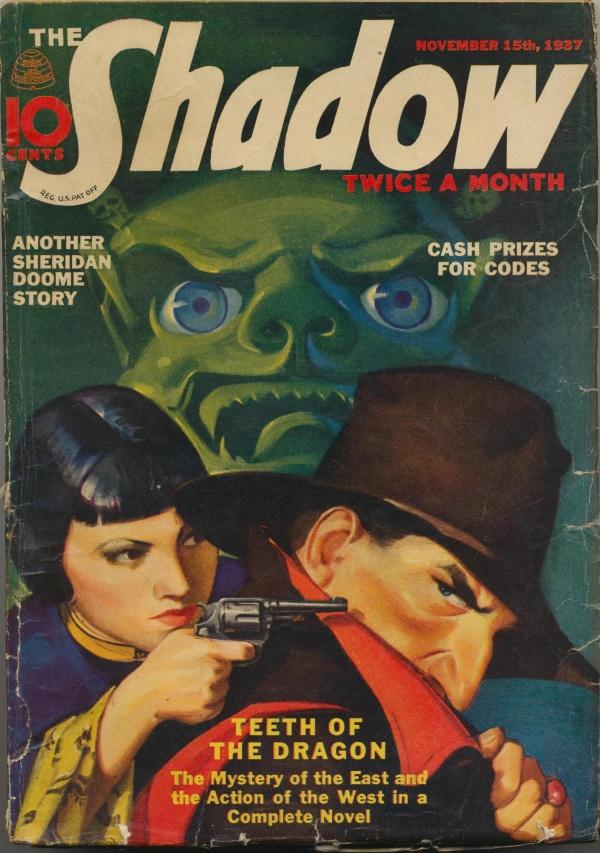 Shadow November, 1937