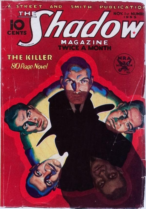 Shadow V7#5 November 1933