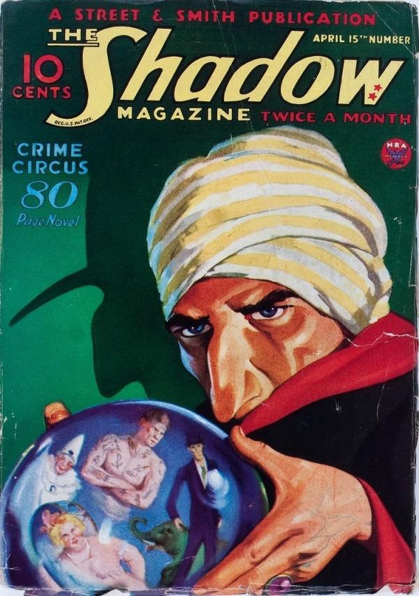 Shadow V9#4  April 1934