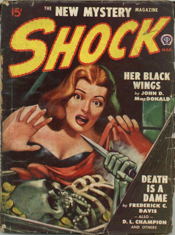 Shock Pulp March 1948