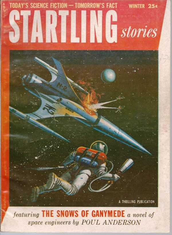 Startling Stories 1955 Winter
