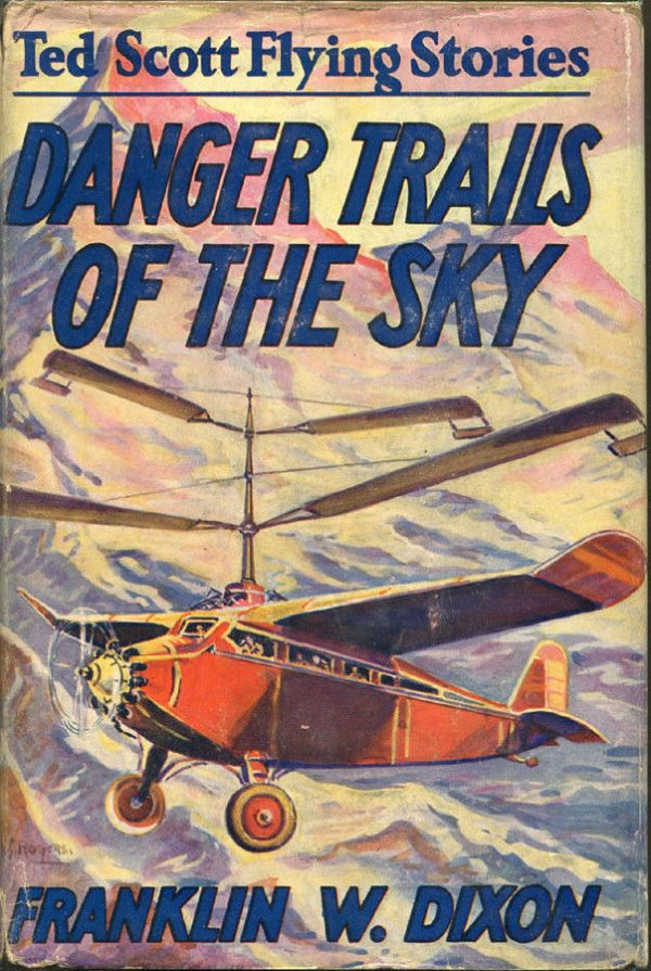 Ted Scott Flying Stories #14 1931