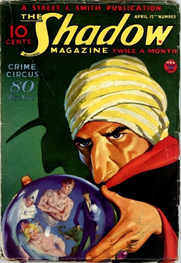 The Shadow, April 15, 1934