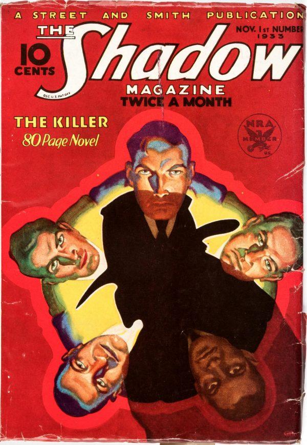 The Shadow - November 1, 1933