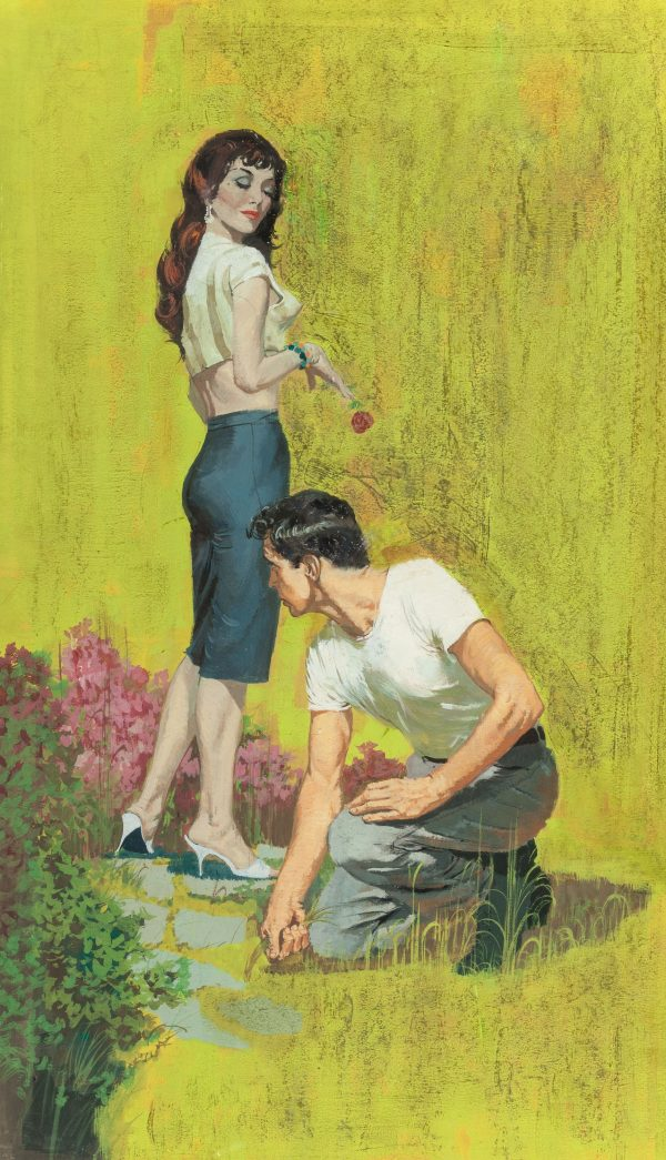 The Sin Underneath by Bentz Plagemann, Pyramid Books, 1960