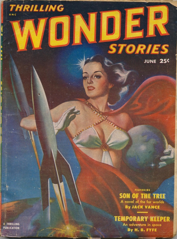 Thrilling Wonder Stories June 1951
