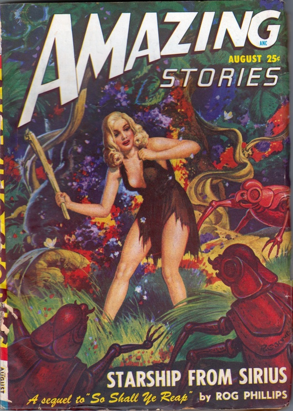 amazing stories august 1948