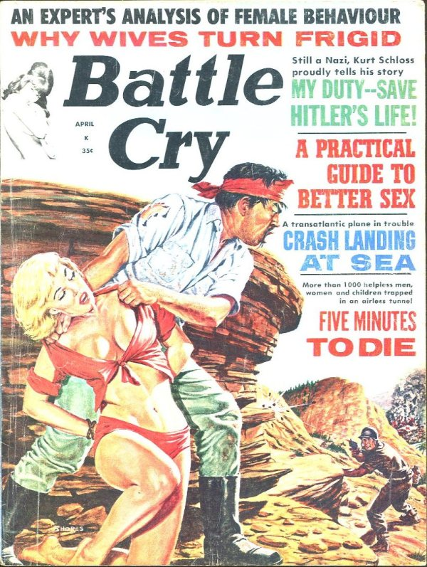 Battle Cry April 1965