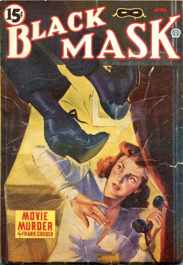 Black Mask April 1944