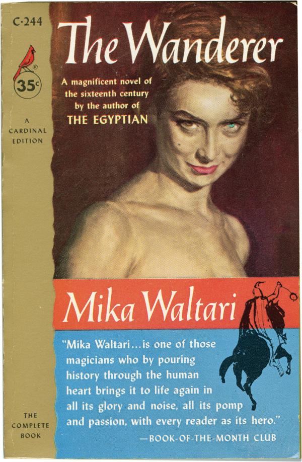 Cardinal Edition No. C-244  Pocket Books, 1957