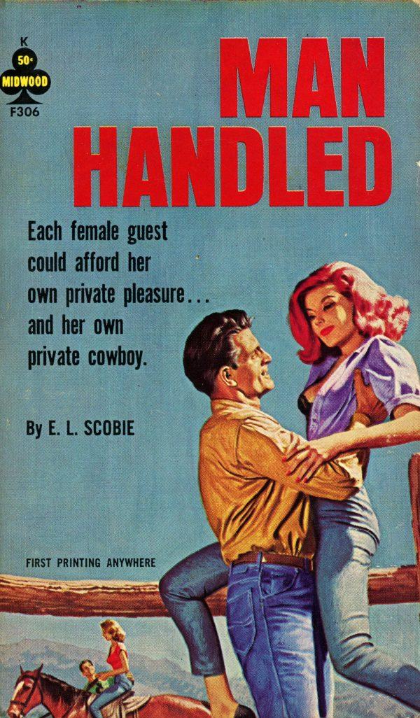Midwood Books F306, 1963