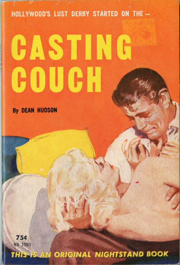 Nightstand Books NB1593 - Casting Couch (1962)