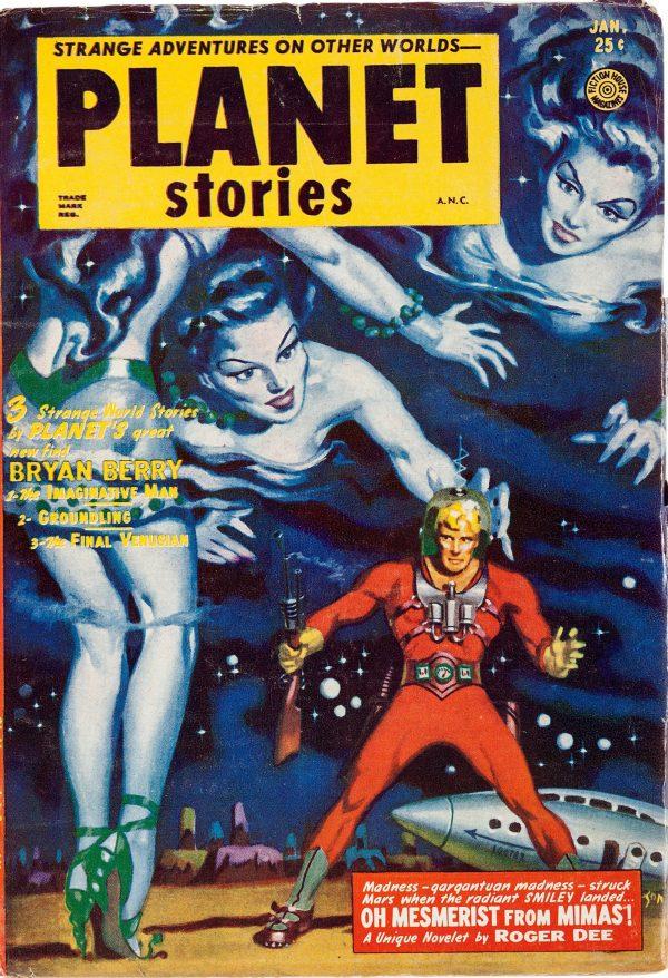 Planet Stories, Jan 1953